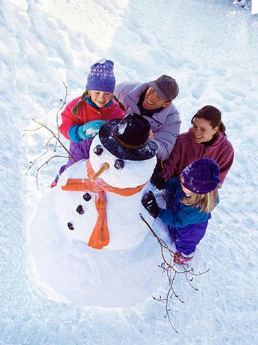 Chicago winter break ideas for Family winter vacation ideas