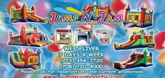 Jump N' Jam Inflatables & Waterslide Rentals