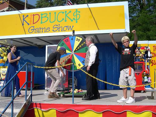 Kid Bucks Game Show