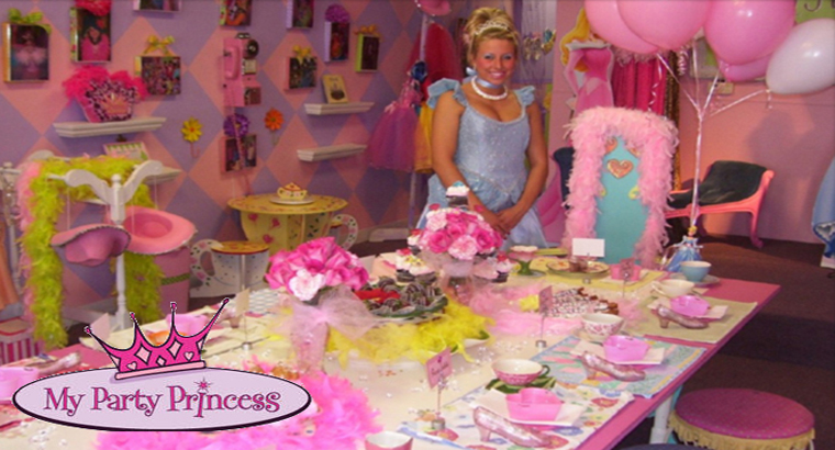 My Party Princess! The Ultimate Girly-Girl Party!