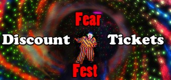 Fear Fest Haunted Barn & Haunted Hayride Coupon