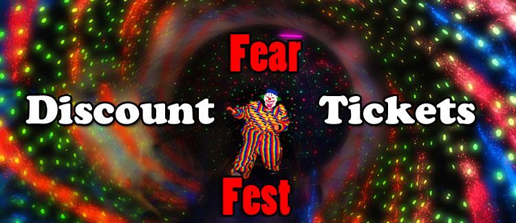 Fear Fest Haunted Barn & Haunted Hayride Coupon