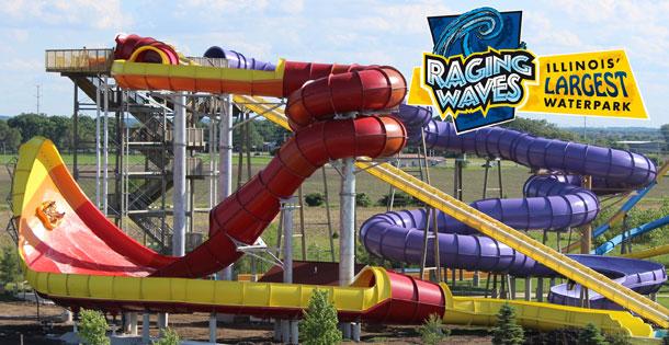 Raging Waves Waterpark