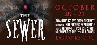 The Sewer Haunted Attraction Friday, Oct. 20, and Saturday, Oct. 21