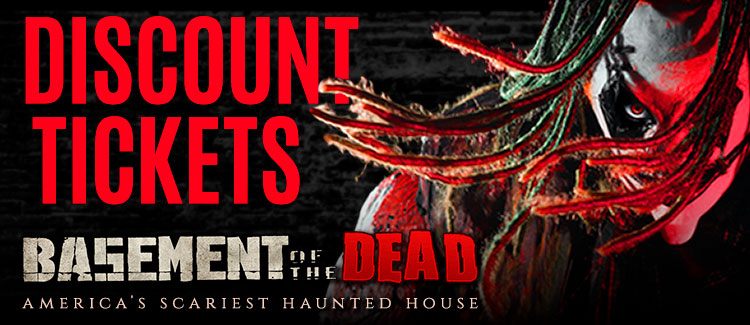 Basement Of The Dead Aurora Discount Tickets