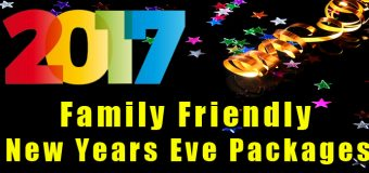 Chicago Area Family Friendly New Years Eve Packages