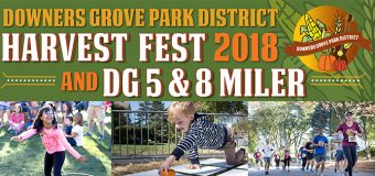 Downer's Grove Park District's Harvest Fest Saturday September 29th