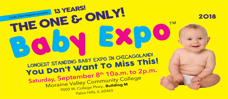2018 Chicago Area Baby Expo Coupon