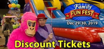 Family Fun Fest Discount Tickets