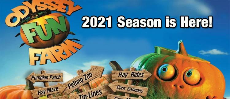 Odyssey Fun Farm Discount Tickets Coupon