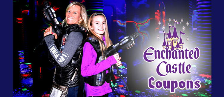 Enchanted Castle Family Entertainment Center Coupons