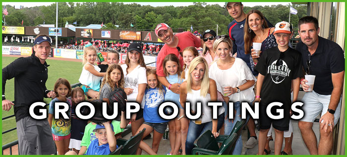 Kane County Cougars Group Outings