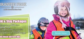 Granite Peak Ski Area Discount Packages