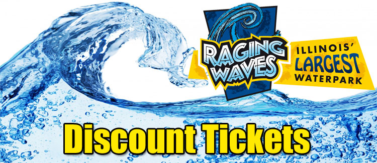 Raging Waves Waterpark Discount Tickets Coupons
