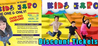 Chicago Kids Expo Discount Tickets