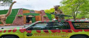 Jurassic Gardens Volo Illinois