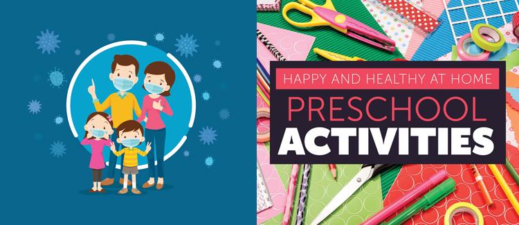 Preschool Games And Activities