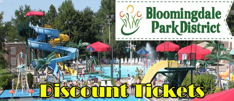 Bloomingdale park District Water Park