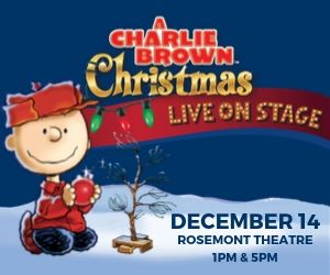 Discount Tickets Charlie Brown Christmas