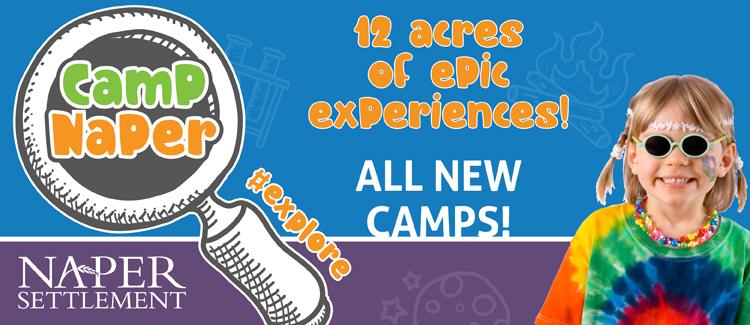 Naper Settlement Summer Camp