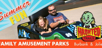 Summer Fun! UNLIMITED Rides & Attractions at Haunted Trails