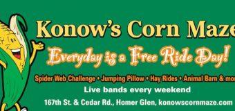 Konow's Corn Maze Coupon