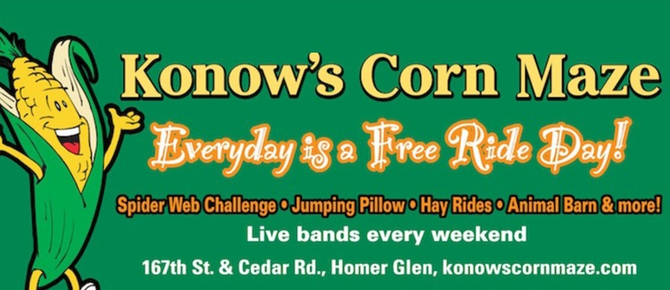 Konow's Corn Maze