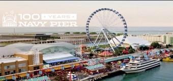 Navy Pier Centennial Ferris Wheel