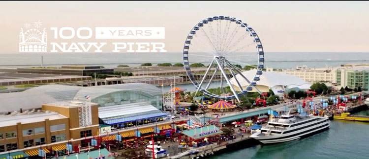 Navy pier parking discount coupon