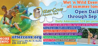 Every Day is Full of Events at St. Charles Park District's Aquatic Facilities