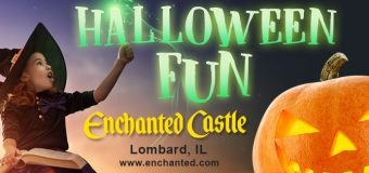 """SUPER"" Halloween Fun at Enchanted Castle!"