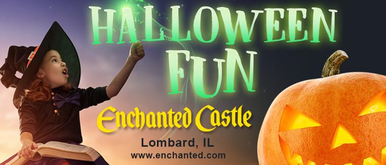 """SUPER"" Halloween Fun at Enchanted Castle!"