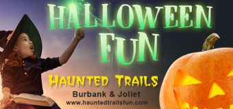 "Haunted Trails ""SUPER""-Sizes Halloween Fun This October"