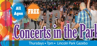 ST Charles Park District Summer Concerts in the Park Series