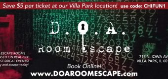 D.O.A. Room Escape