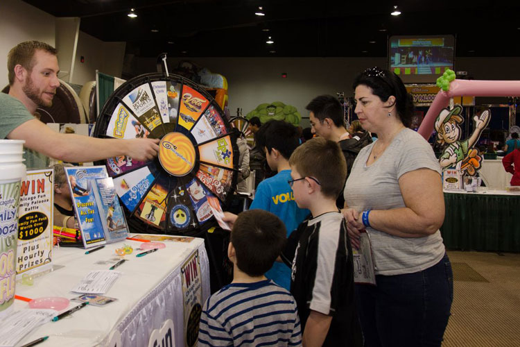 Fun Exhibitors Prizes & Giveaways