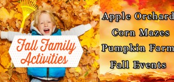 Fall Family Fun & Activities!
