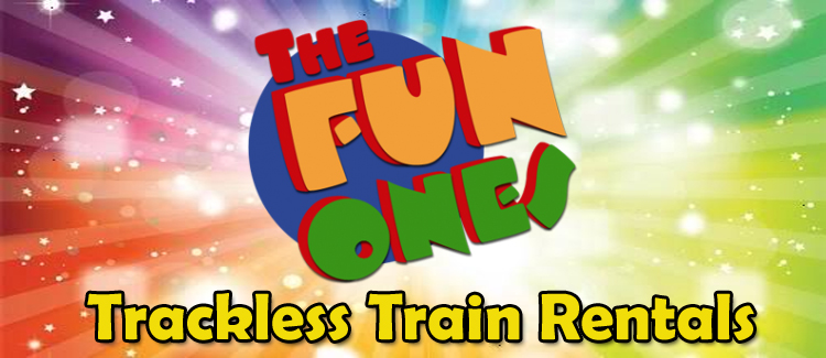 The Fun Ones Trackless Train Rentals