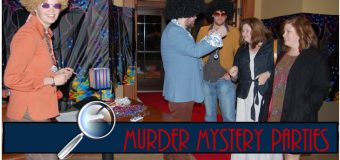 Improv Playhouse Murder Mystery Parties
