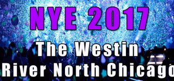 Discount Tickets Chicago New Year's Eve Party at The Westin Chicago River North