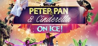 The Arcada Kid's Club Presents Tales of Peter Pan and Cinderella On Ice!