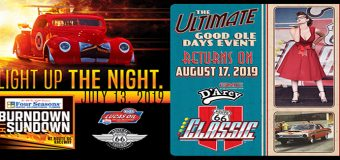 Route 66 Raceway's Most Explosive Event! Four Seasons Burndown at Sundown July 13th!