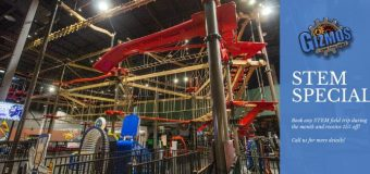 Gizmos Fun Factory Discounted STEM Field Trips