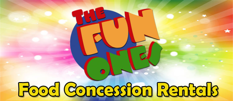 The Fun Ones Food Concession Rentals