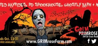 Visit Grimrose Farm in St. Charles this Halloween Season