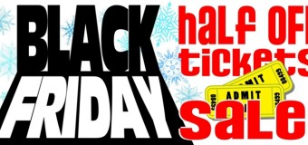 Volo Auto Museum Black Friday 1/2 Off Tickets Sale!