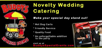 Buddy's Special Events After Wedding Catering