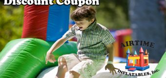AirTime Inflatables Coupon