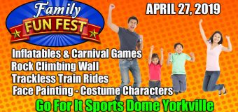 Family Fun Fest In Yorkville Illinois