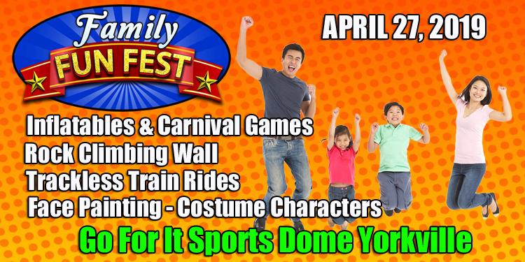 Family Fun Fest In Yorkville Illinois
